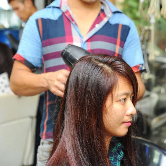 Uốn/ Nhuộm/ Ép/ Phủ Bóng Đẳng Cấp Luxury Hair Salon