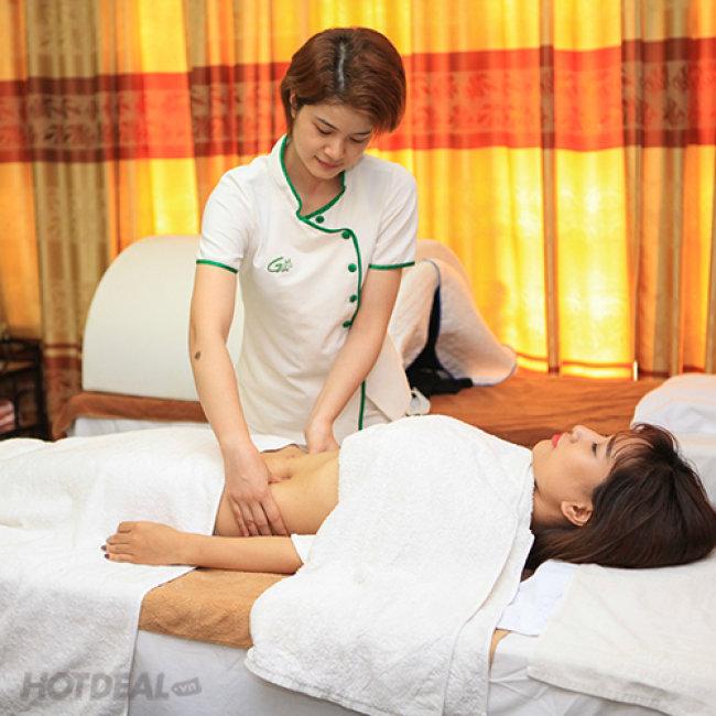 Giảm Béo Chuyên Sâu Bằng CN Máy CAVI LIPO Kết Hợp Massage Dưỡng...