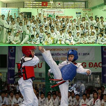 CLB Taekwondo Việt Hàn - Khóa Học Taekwondo 1 Tháng - Áp Dụng Toàn Hệ Thống