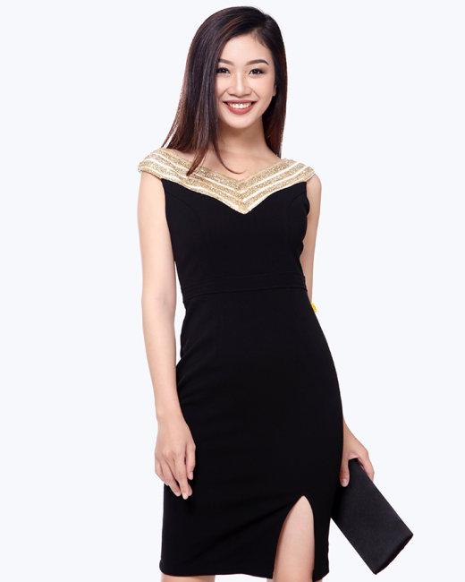 Đầm Dự Tiệc Shibi SB094