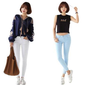 Quần Skinny Jeans Ngày Hè
