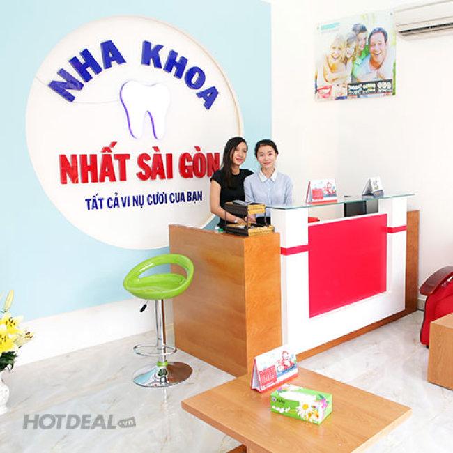 Hệ Thống Nha Khoa Nhất Sài Gòn  - Cạo Vôi Đánh Bóng/ Trám Răng