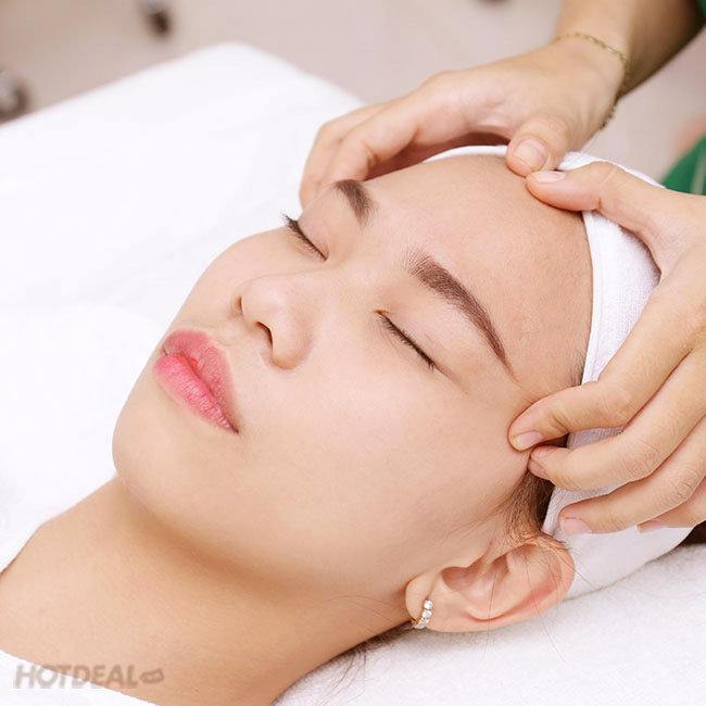 Massage Body Đá Muối Himalaya/ Dầu Dừa + Thanh Tẩy Da Mặt Mỹ...