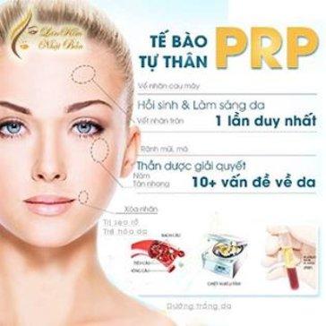 Trọn Gói Làm Đẹp Bằng PRP Plasma Giải Quyết 10 Vấn Đề Về Da...