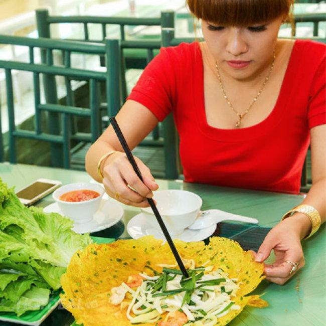 Bánh Xèo Ăn Là Ghiền - Thương Hiệu Bánh Xèo Hàng Đầu Sài Gòn