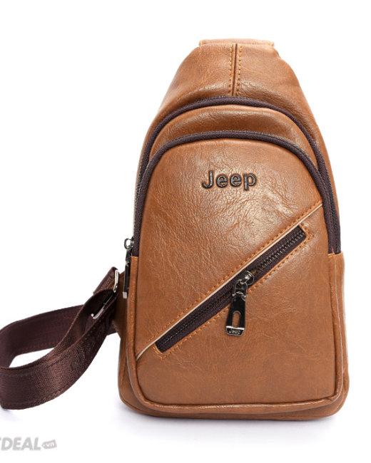 Túi Da Jeep Đeo Chéo Cao Cấp