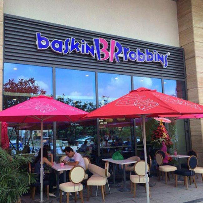 Baskin Robbins - Combo 2 Hộp Kem Prepack 120ml Nổi Tiếng Thế Giới