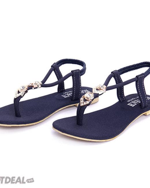 Giày Sandal Nữ Đính Đá