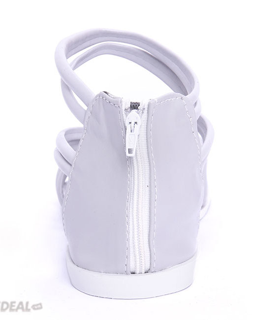 Giày Sandal Quai Chéo Trẻ Trung