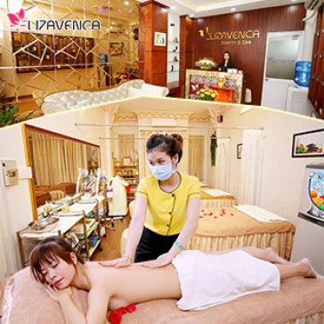 Liệu Trình Massage Body Tinh Dầu Thư Giãn Chỉ Có Tại Elizavenca Spa