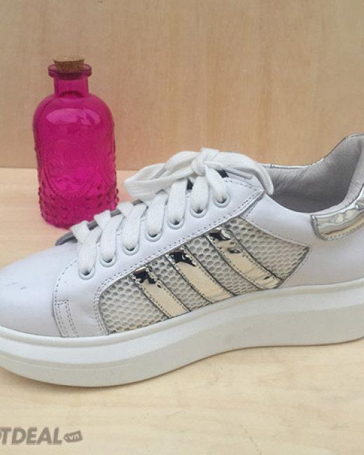Giày Thể Thao Nữ Phối Lưới 3SL