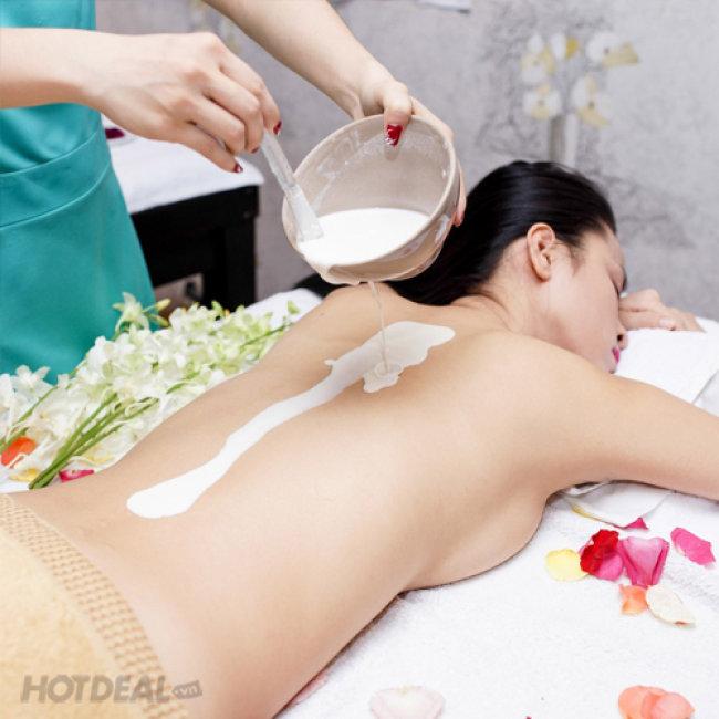 Tắm Trắng Công Nghệ Nano Toàn Thân Trắng Hồng - Thủy Nguyễn Spa