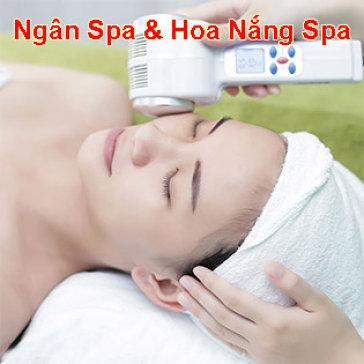 Chăm Sóc Da Mặt + Đi Vitamin C/ Điều Trị Mụn, Thâm/ Massage Body +...