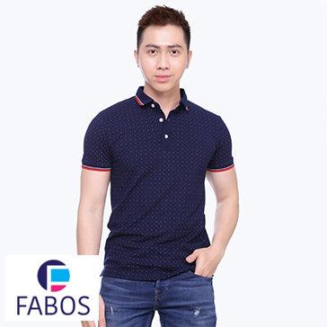 Áo Thun Nam Chấm Bi TH Fabos Fashion
