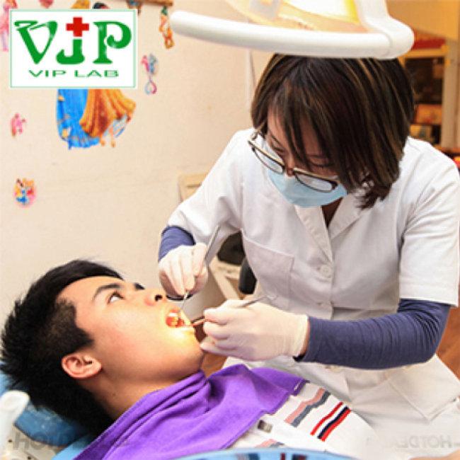 Nha Khoa Quốc Tế Viplab - Lấy Cao Răng + Đánh Bóng Răng + Chấm...