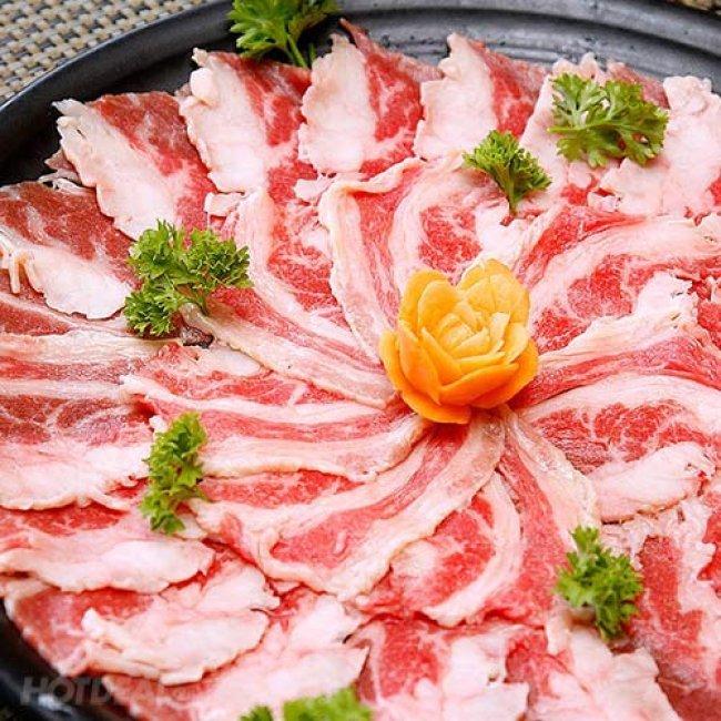 Buffet Nướng Lẩu Hơn 120 Món Nhật Bản Tại Nhà Hàng Chiaki BBQ