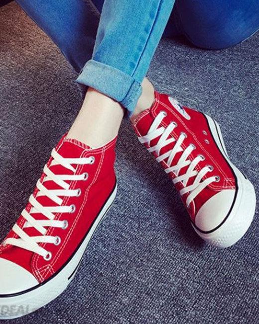 Giày Thể Thao Kiểu Dáng Cao Bồi Nữ