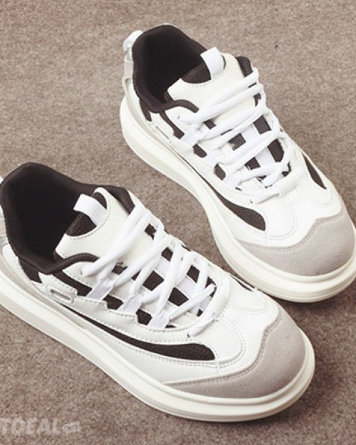 Giày Tăng Chiều Cao Cá Tính GLC 86