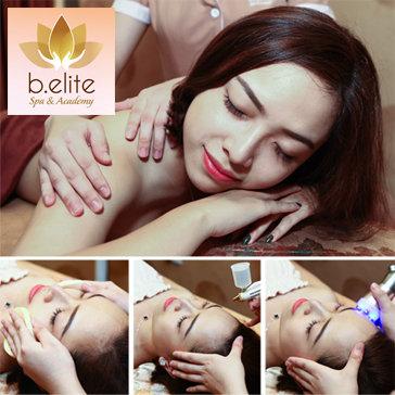 Massage Body + Chăm Sóc Da Mặt Hàng Đầu Tại B.Elite Spa