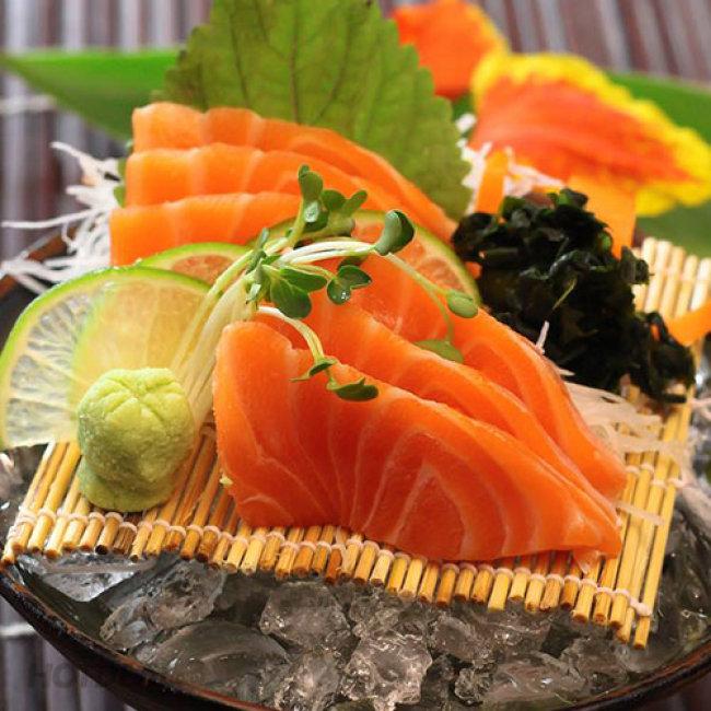 Buffet Trưa Sushi Dining AOI Nhật Bản Trên 100 Món Sushi, Sashimi và Bò...