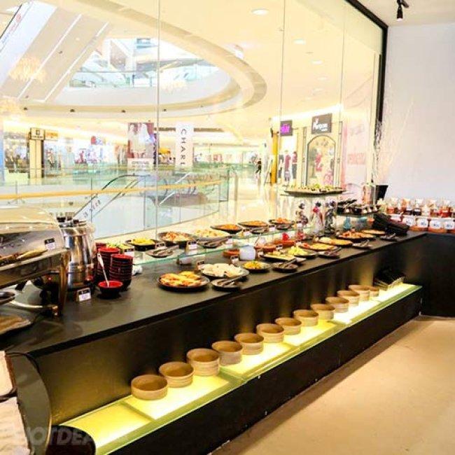 JoJo - Buffet Lẩu Nhật Bò Mỹ Và Hải Sản - Thứ 7, CN Không Phụ... - Giá 0đ tại HotDeal