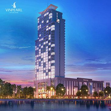 Vinpearl Cần Thơ Hotel 5* Trọn Gói 3N2Đ – Bao Gồm Buffet Sáng
