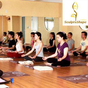 Khóa Học Yoga Trong 1 Tháng Không Giới Hạn Thời Gian Và Số Buổi Tập