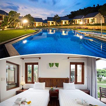 Nghỉ Dưỡng 3N2Đ MyPlace Siena Garden Resort Phú Quốc – Phòng Supreior Double/ Twin Pool View – Bao Gồm Ăn Sáng + Set Ăn Trưa / Tối – Không Phụ Thu Cuối Tuần