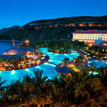 Vinpearl Nha Trang Resort 5* – Phòng Deluxe Room 2 Ngày 1 Đêm – Bao Gồm Buffet 3 Bữa Cho 02 Khách