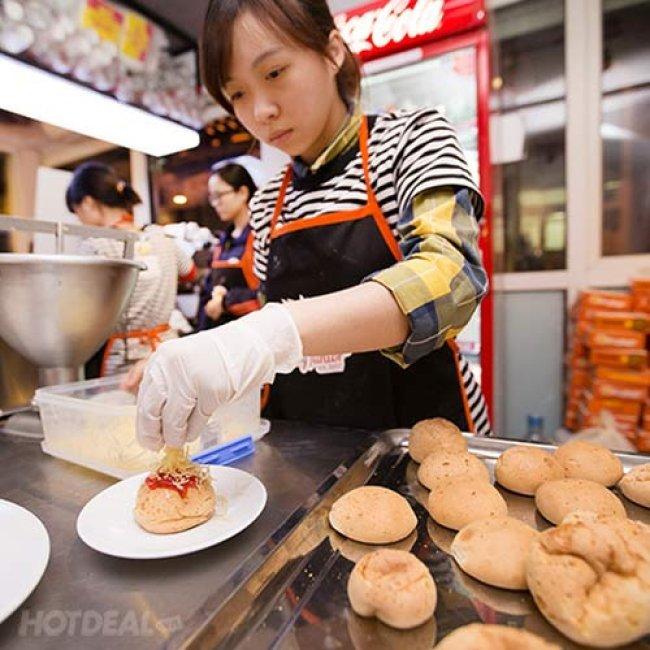Chewy Junior - Bánh Su Kem Nổi Tiếng Từ Singapore - Áp Dụng Tất Cả...