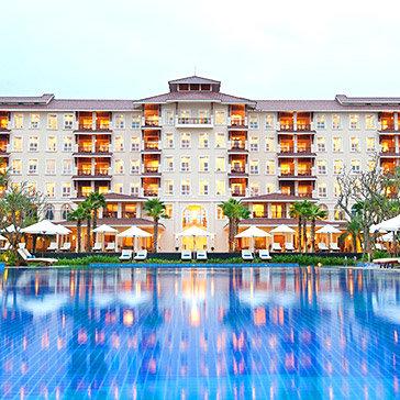 Vinpearl Đà Nẵng Resort & Villas 5* - Phòng Deluxe 2 Ngày 1 Đêm – Gồm Buffet Sáng Cho 02 Khách