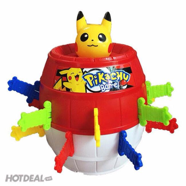 Bộ Đồ Chơi Đâm Pikachu Và Người Nhện – Trò Chơi Lý Thú Mang...