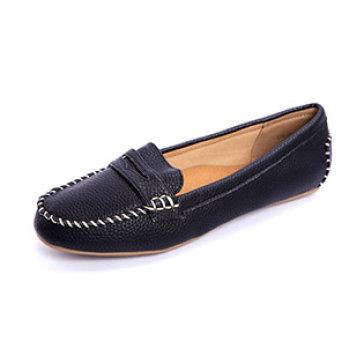 Giày Mọi Nữ Đan Chỉ Tamy Shoes ADO2311
