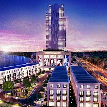 Vinpearl Cần Thơ Hotel 5* Trọn Gói 2N1Đ – Bao Gồm Buffet Sáng Cho 2 Khách
