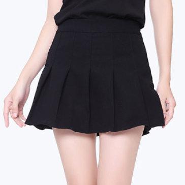 Quần Giả Váy Xếp Ly Thời Trang
