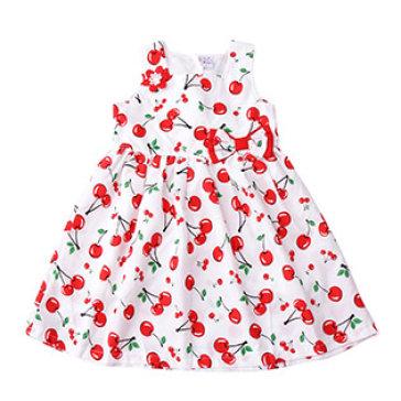 Đầm Cherry Thái Lan Xinh Yêu
