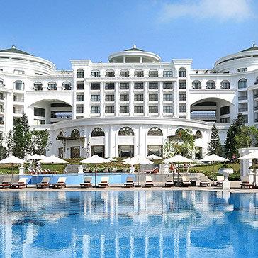 Vinpearl Hạ Long Bay Resort 5* – Phòng Deluxe Room 2 Ngày 1 Đêm - Gồm Buffet Sáng Cho 02 Khách