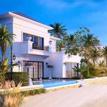Trọn Gói 3N2Đ Villa 4 Phòng Ngủ Vinpearl Phú Quốc + Vé Máy Bay Khứ Hồi Từ Hà Nội/ Hải Phòng Cho 8 Người (Tháng 9 - Tháng 12)