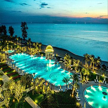 Trọn Gói 3N2Đ Villa 2 Phòng Ngủ Vinpearl Phú Quốc + Vé Máy Bay Khứ Hồi Từ TP. HCM Cho 4 Người (Tháng 6 - Tháng 8)