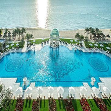 Trọn Gói 3N2Đ Villa 3 Phòng Ngủ Vinpearl Phú Quốc + Vé Máy Bay Khứ Hồi Từ Hà Nội/Hải Phòng Cho 6 Người (Tháng 6 – Tháng 8)
