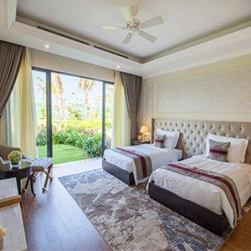 Trọn Gói 3N2Đ Villa 3 Phòng Ngủ Vinpearl Phú Quốc + Vé Máy Bay Khứ Hồi Từ TP. HCM Cho 6 Người (Tháng 6 – Tháng 8)