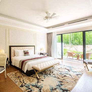 Trọn Gói 3N2Đ Villa 4 Phòng Ngủ Vinpearl Phú Quốc + Vé Máy Bay Khứ Hồi Từ TP. HCM Cho 8 Người (Tháng 6 – Tháng 8)