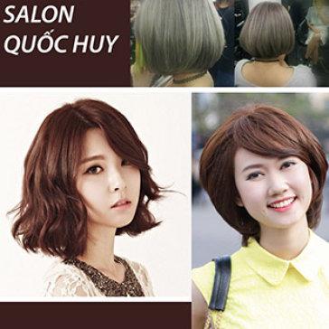 Cây Kéo Vàng Quốc Huy - Top 10 Salon Uy Tín Nhất Gài Gòn