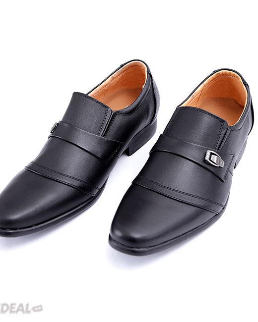 Giày Tây Nam Đế Độn Cao Cấp Tamy Shoes GCA 211
