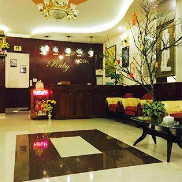 Ruby Đà Lạt Hotel 2* 2N1Đ – Gồm Ăn Sáng Buffet - Gần Chợ Đà Lạt