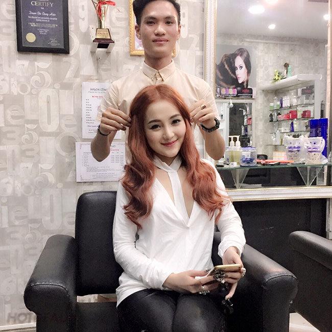 Hair Salon Gia Bảo - Trọn Gói Làm Tóc Cao Cấp - Tặng Hấp Dầu + BH...
