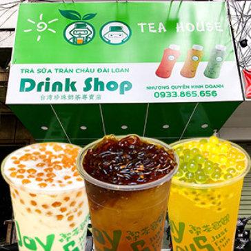Trà Sữa Trân Châu Nhiều Hương Vị Mới Lạ Giá Sock Tại Tea House