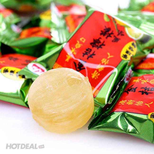 Kẹo Ngậm Ho, Chống Say Xe Hương Chanh Tắc