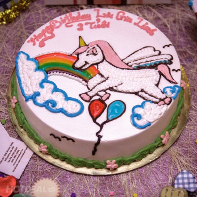 Bánh Gateaux - Mon Chéri Cakes.