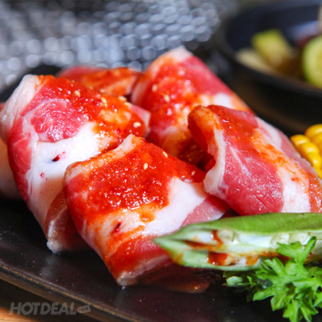Buffet Lẩu - Sushi Tại Agrill Beer House & BBQ
